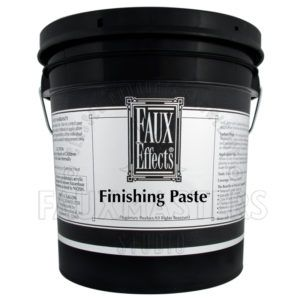 Clear Finishing Paste™