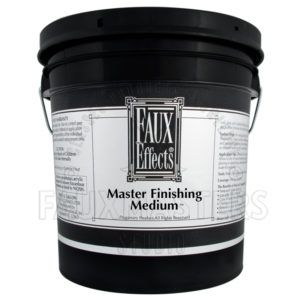 Master Finishing Medium™