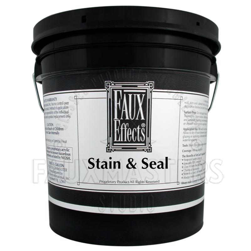 Stain & Seal™